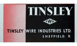 Tinsley Wire for farm fencing